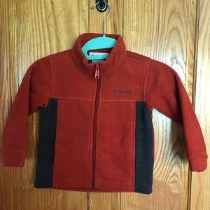 Boys Columbia Fleece Jacket